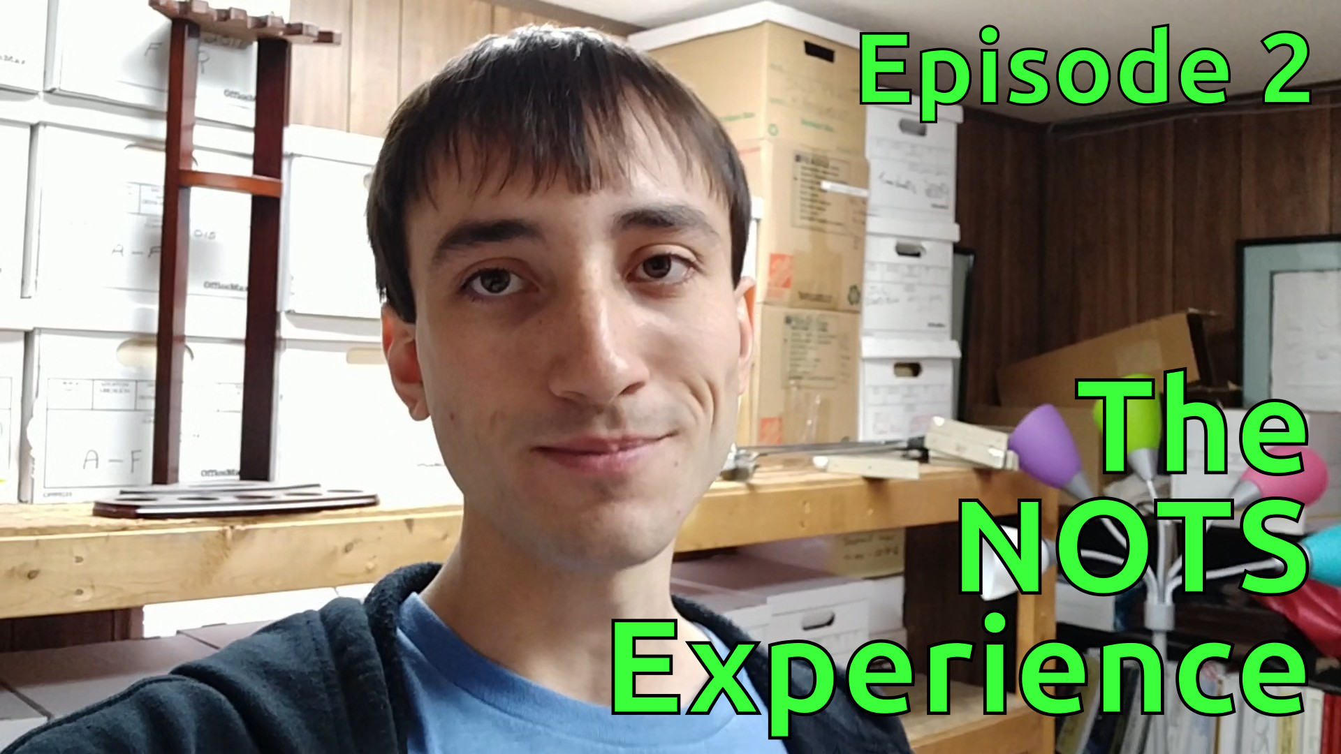 Episode 2 - The NOTS Experience